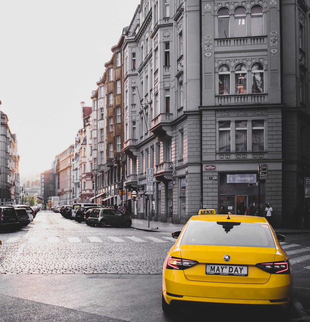 Функция «от борта» в Яндекс Таксометре