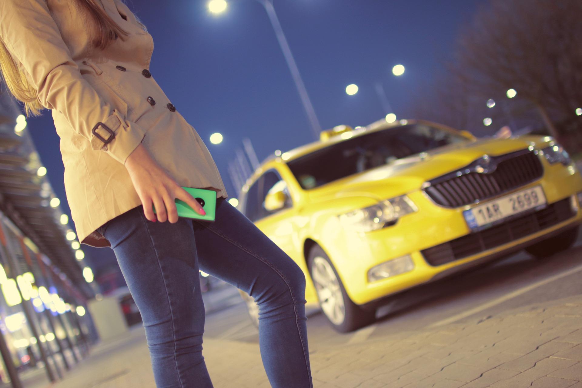 Как подключиться к Gett Taxi