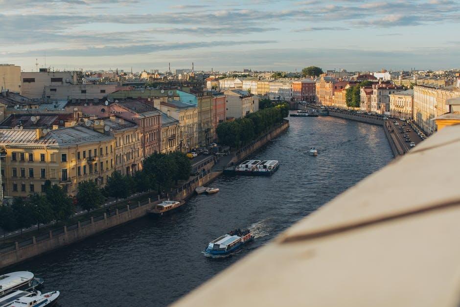 Поездки за пределы Санкт-Петербурга