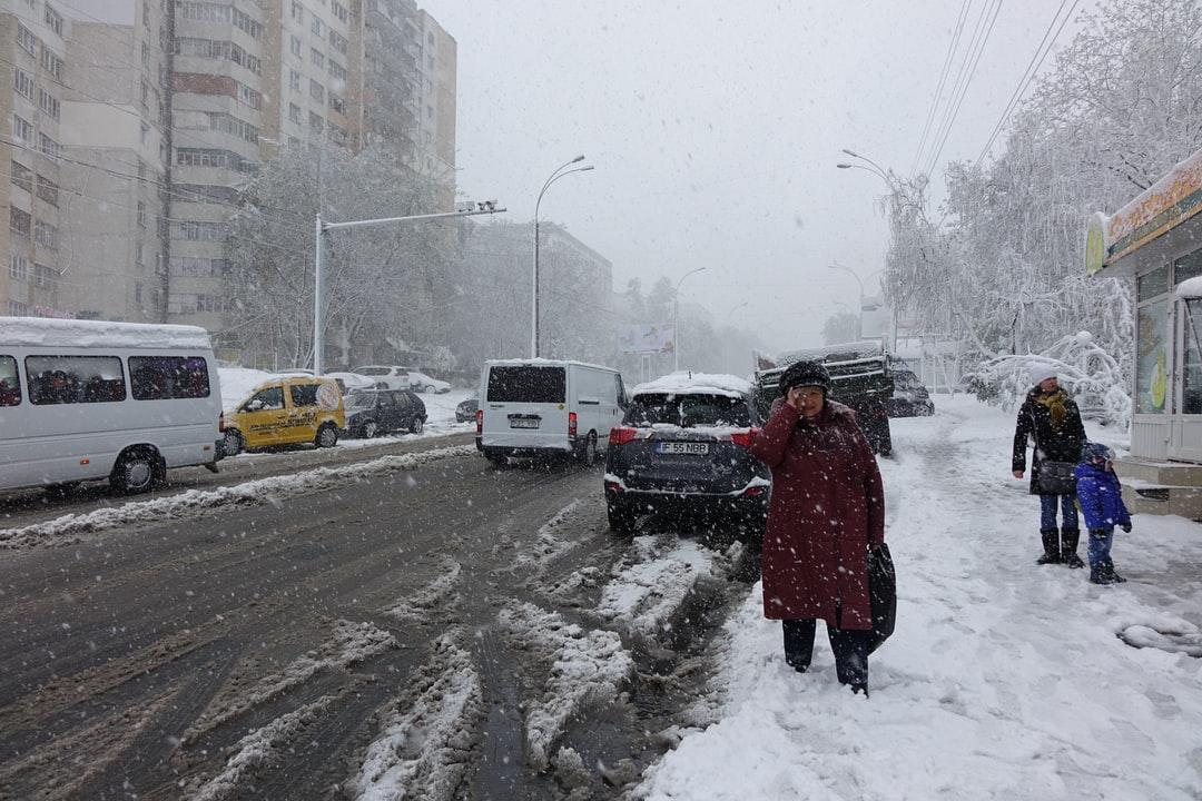 Подготовка автомобиля такси к зиме. Часть 3