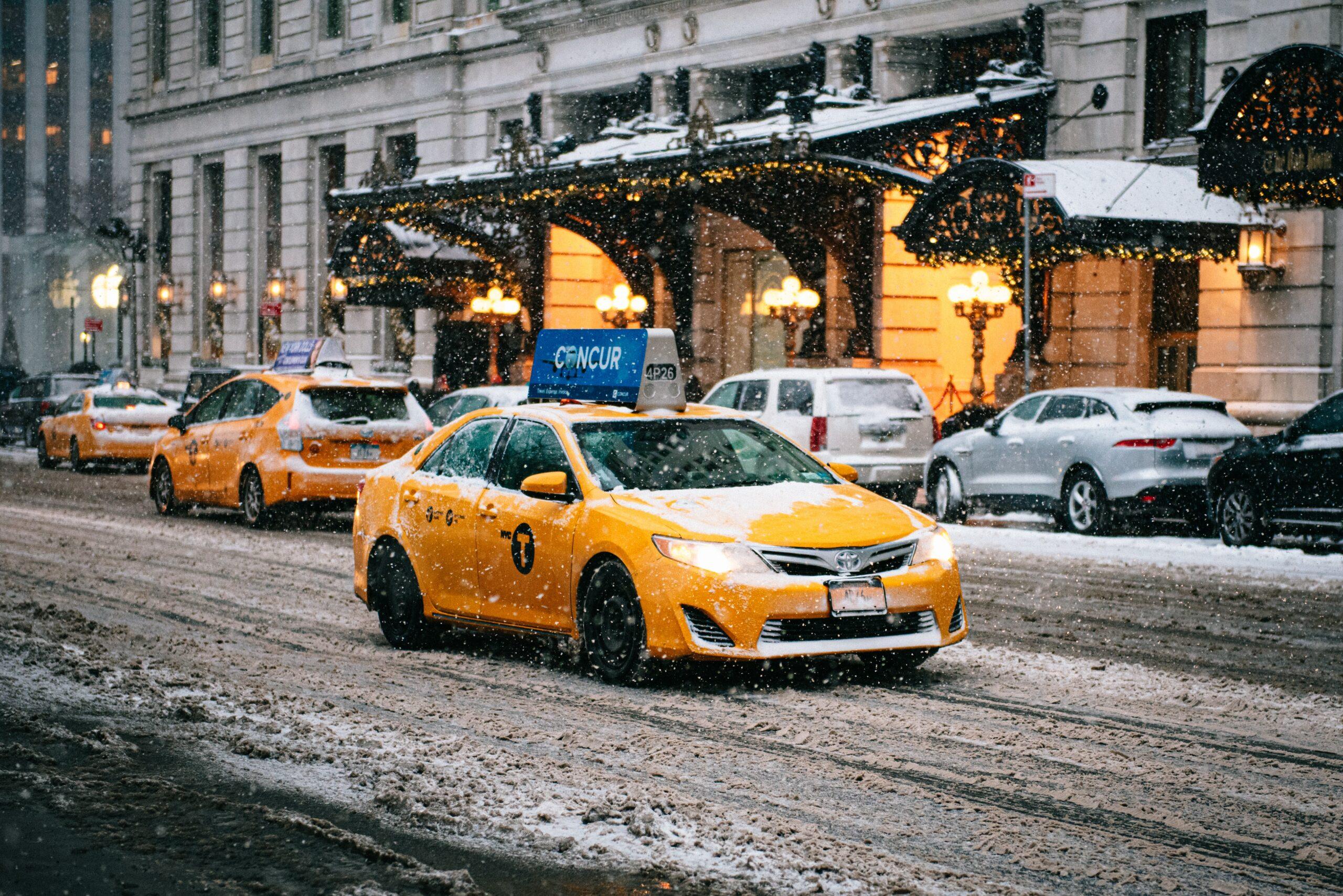 Зимние проблемы водителей