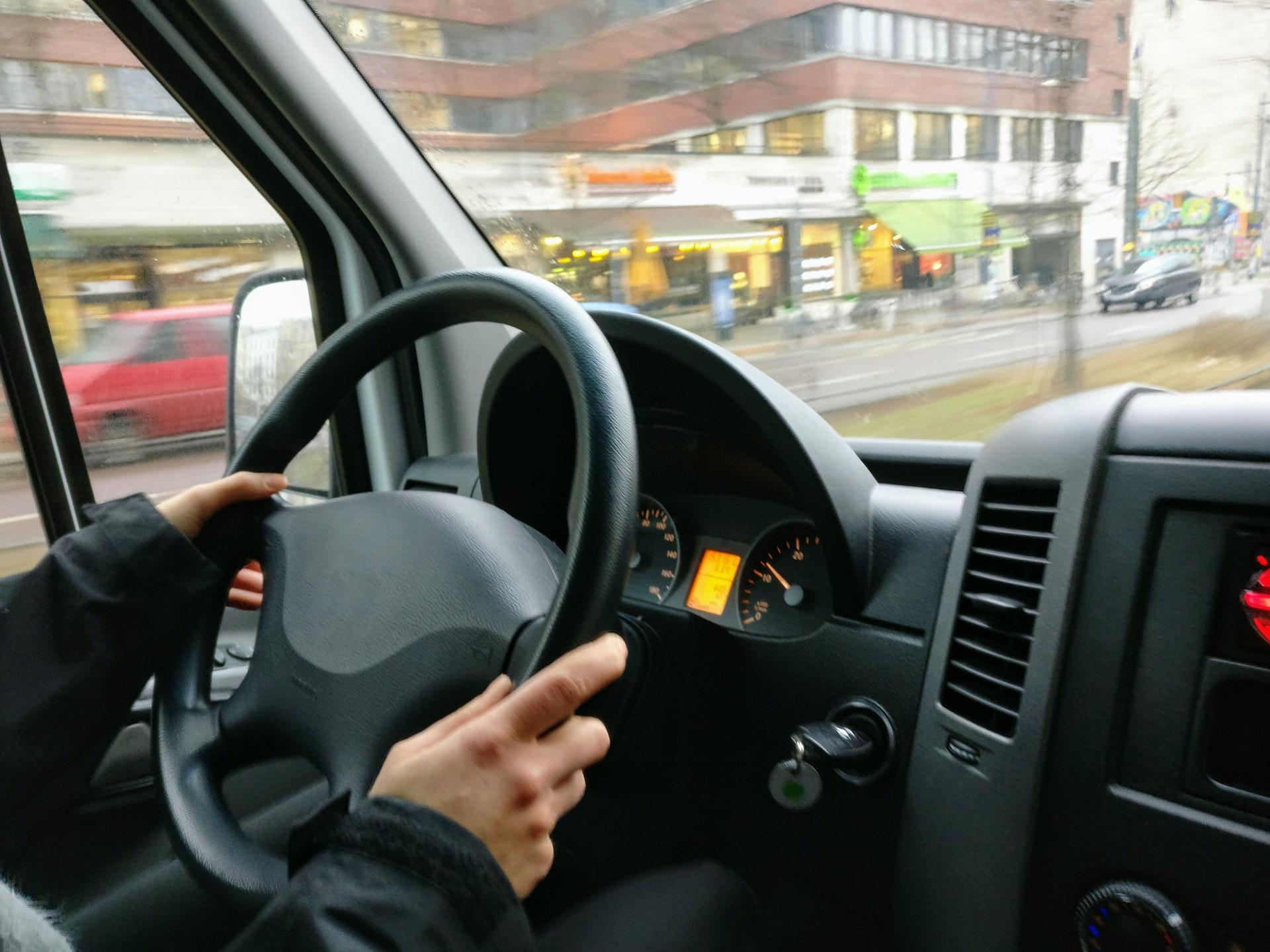 Самозанятые водители