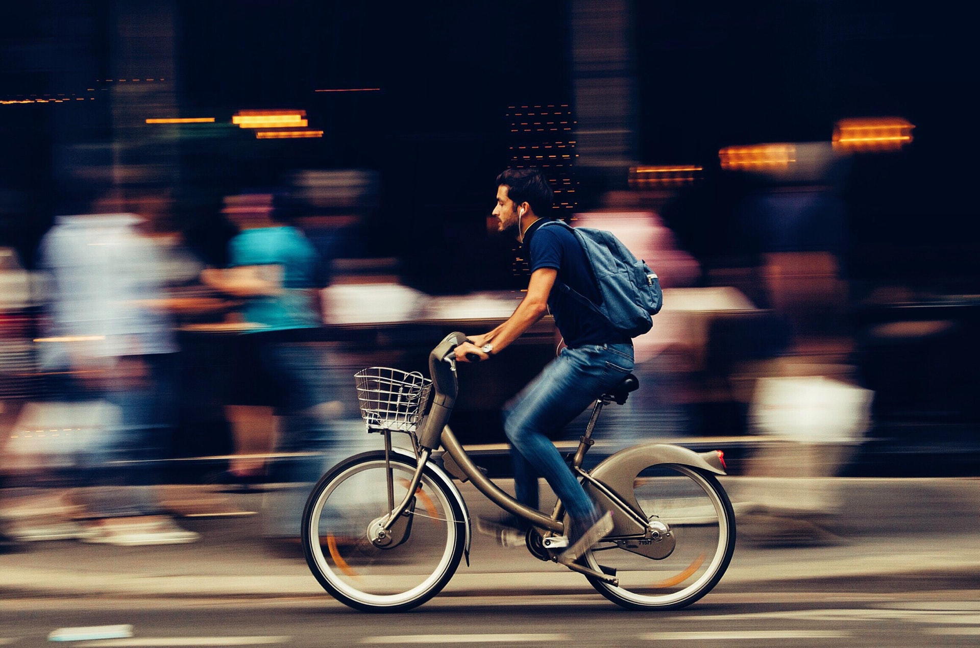 Как вести себя с велосипедистами на дороге